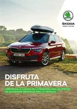 Catálogo ŠKODA ( Más de un mes )
