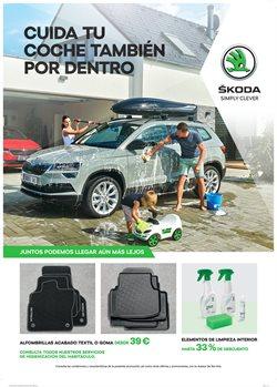 Ofertas de Coches, Motos y Recambios en el catálogo de ŠKODA en Valencia ( Más de un mes )