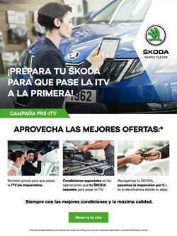 Ofertas de Coches, Motos y Recambios en el catálogo de ŠKODA en Santander ( Más de un mes )