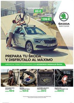 Ofertas de Coches, Motos y Recambios en el catálogo de ŠKODA en Palencia ( 16 días más )