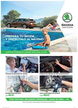 Catálogo ŠKODA ( Publicado ayer )