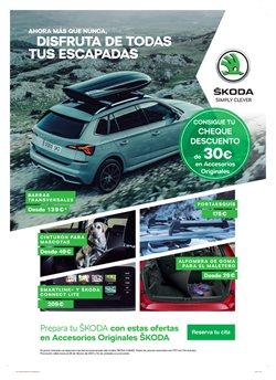 Ofertas de Coches, Motos y Recambios en el catálogo de ŠKODA en Almuñécar ( Más de un mes )