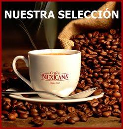 Ofertas de Cafés La Mexicana  en el folleto de Leganés