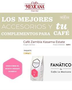 Ofertas de Cafés La Mexicana  en el folleto de Madrid
