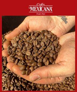Ofertas de Cafés La Mexicana  en el folleto de San Sebastián de los Reyes