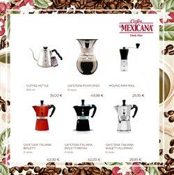 Ofertas de Cafés La Mexicana  en el folleto de Rivas-Vaciamadrid