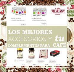 Ofertas de Cafés La Mexicana  en el folleto de Pozuelo de Alarcón