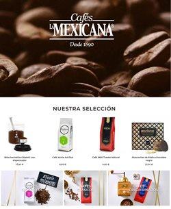 Ofertas de Cafés La Mexicana  en el folleto de Collado Villalba