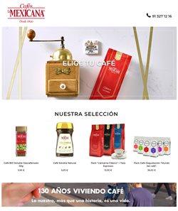 Catálogo Cafés La Mexicana en Salamanca ( 11 días más )
