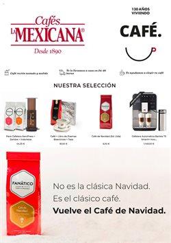 Ofertas de Cafés La Mexicana en el catálogo de Cafés La Mexicana ( Caducado)