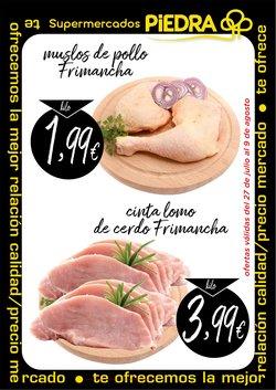 Catálogo Supermercados Piedra ( Publicado hoy)