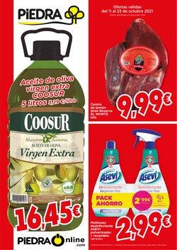 Ofertas de Supermercados Piedra en el catálogo de Supermercados Piedra ( Caducado)