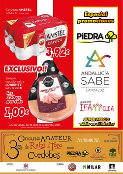 Ofertas de Supermercados Piedra en el catálogo de Supermercados Piedra ( 5 días más)