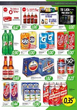 Ofertas de Coca-Cola  en el folleto de Supermercados Piedra en Córdoba