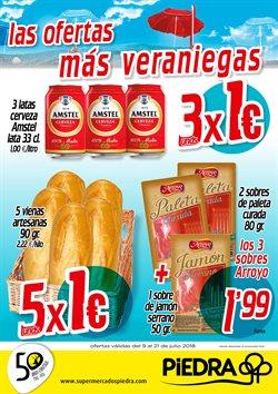 Ofertas de Supermercados Piedra  en el folleto de Córdoba