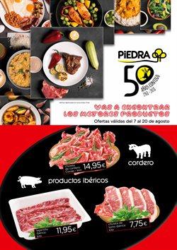 Ofertas de Supermercados Piedra  en el folleto de Villafranca de Córdoba