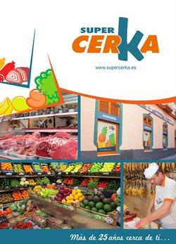 Ofertas de SuperCerka  en el folleto de Cádiz