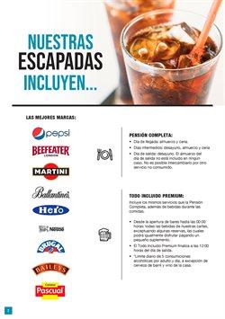 Ofertas de Pepsi en Playa Senator