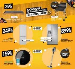 Catálogo Electro Depot ( Caduca mañana)