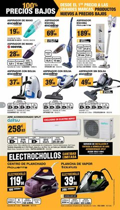 Ofertas de Taurus  en el folleto de Electro Depot en Madrid