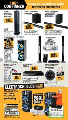 Ofertas de Reproductores  en el folleto de Electro Depot en Madrid