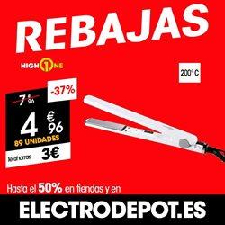 Ofertas de Electro Depot  en el folleto de Leganés