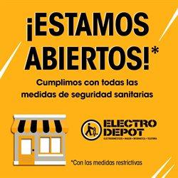 Catálogo Electro Depot en Alfafar ( 4 días más )