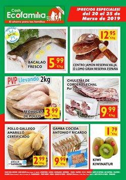 Ofertas de Cash Ecofamilia  en el folleto de Madrid