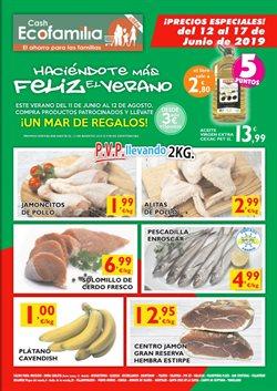Ofertas de Cash Ecofamilia  en el folleto de Rivas-Vaciamadrid