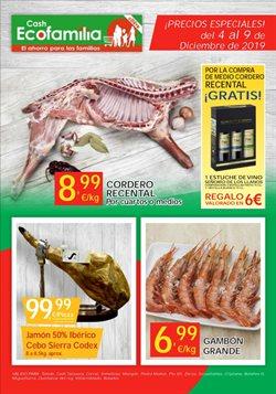 Ofertas de Cash Ecofamilia  en el folleto de Illescas