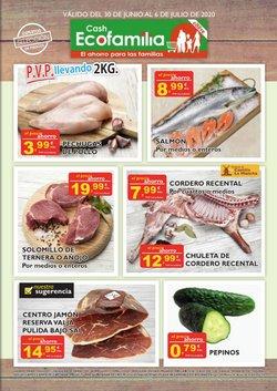 Ofertas de Hiper-Supermercados en el catálogo de Cash Ecofamilia en Ciudad Real ( Caduca hoy )