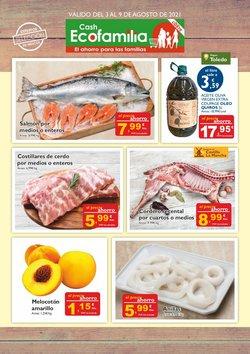Ofertas de Cash Ecofamilia en el catálogo de Cash Ecofamilia ( Publicado ayer)