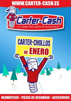 Ofertas de Black Friday  en el folleto de Carter Cash en Madrid
