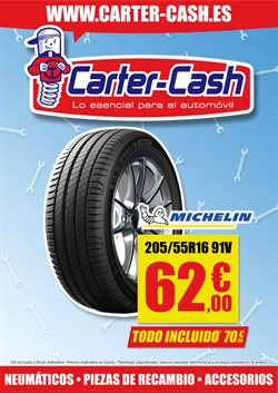Ofertas de Carter Cash  en el folleto de Madrid