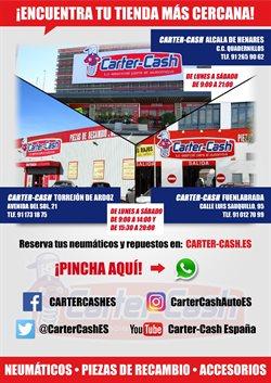 Ofertas de Coche  en el folleto de Carter Cash en Madrid