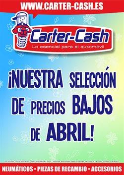 Ofertas de Coche, moto y recambios  en el folleto de Carter Cash en Majadahonda