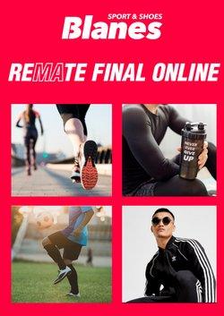 Ofertas de Reebok en el catálogo de Deportes Blanes ( Publicado ayer)
