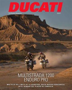 Ofertas de Ducati  en el folleto de Madrid