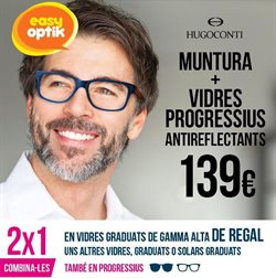 Ofertas de Easy Optik  en el folleto de Madrid
