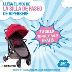 Ofertas de Hiperbebe en el catálogo de Hiperbebe ( 13 días más)