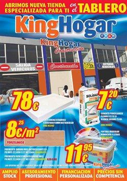 Ofertas de King Hogar  en el folleto de Las Palmas de Gran Canaria
