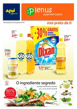 Ofertas de Plenus Supermercados  en el folleto de Vigo
