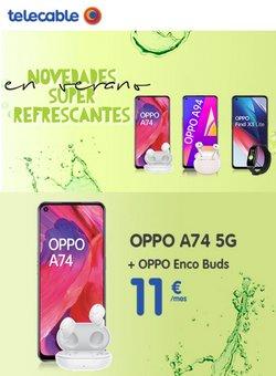Ofertas de Telecable en el catálogo de Telecable ( Más de un mes)