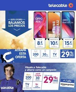 Ofertas de Telecable en el catálogo de Telecable ( 15 días más)