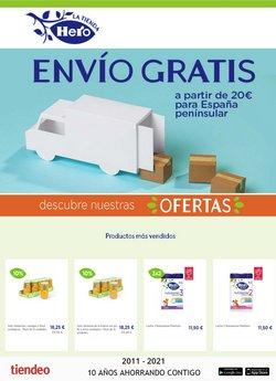 Catálogo La Tienda Hero ( Caduca hoy)