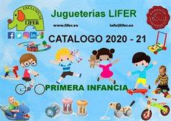 Ofertas de Jugueterías Lifer en el catálogo de Jugueterías Lifer ( Más de un mes)