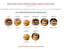 Ofertas de Goiko Grill  en el folleto de Alcobendas