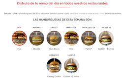 Ofertas de Goiko Grill  en el folleto de Madrid