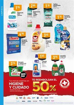 Ofertas de Don Limpio en Supermercados Deza