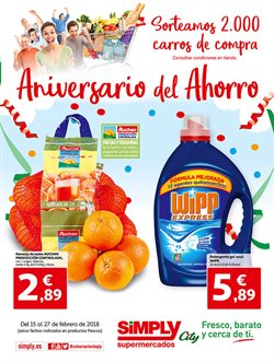 Ofertas de Simply Basic  en el folleto de Zaragoza